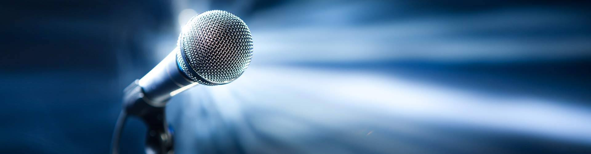 Mikrofon Verleih Shure