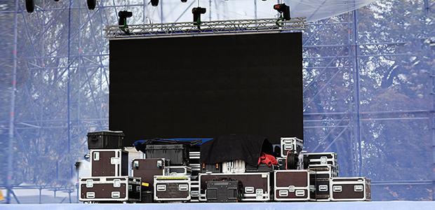 LED-Wand Vermietung Videowand