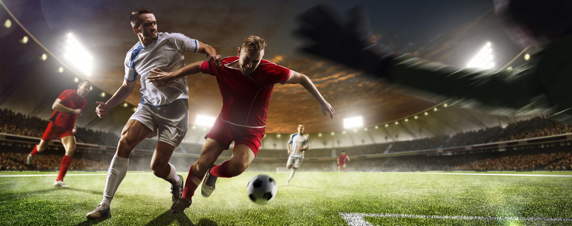 Fußball-WM 2018 Technik mieten in Berlin