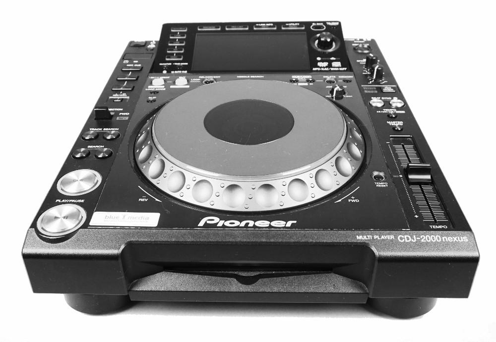 CD player Pioneer mieten Berlin