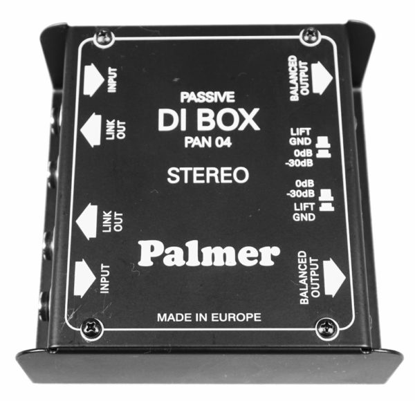 passive DI Box mieten Berlin