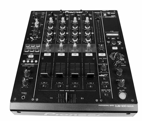 Mischpult ausleihen Berlin DJ Mixer