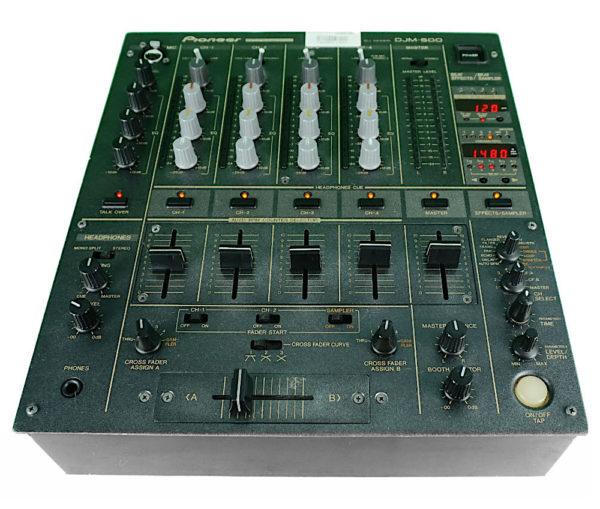 DJ-Mischpult DJ-Mixer Pioneer DJM mieten Verleih ausleihen