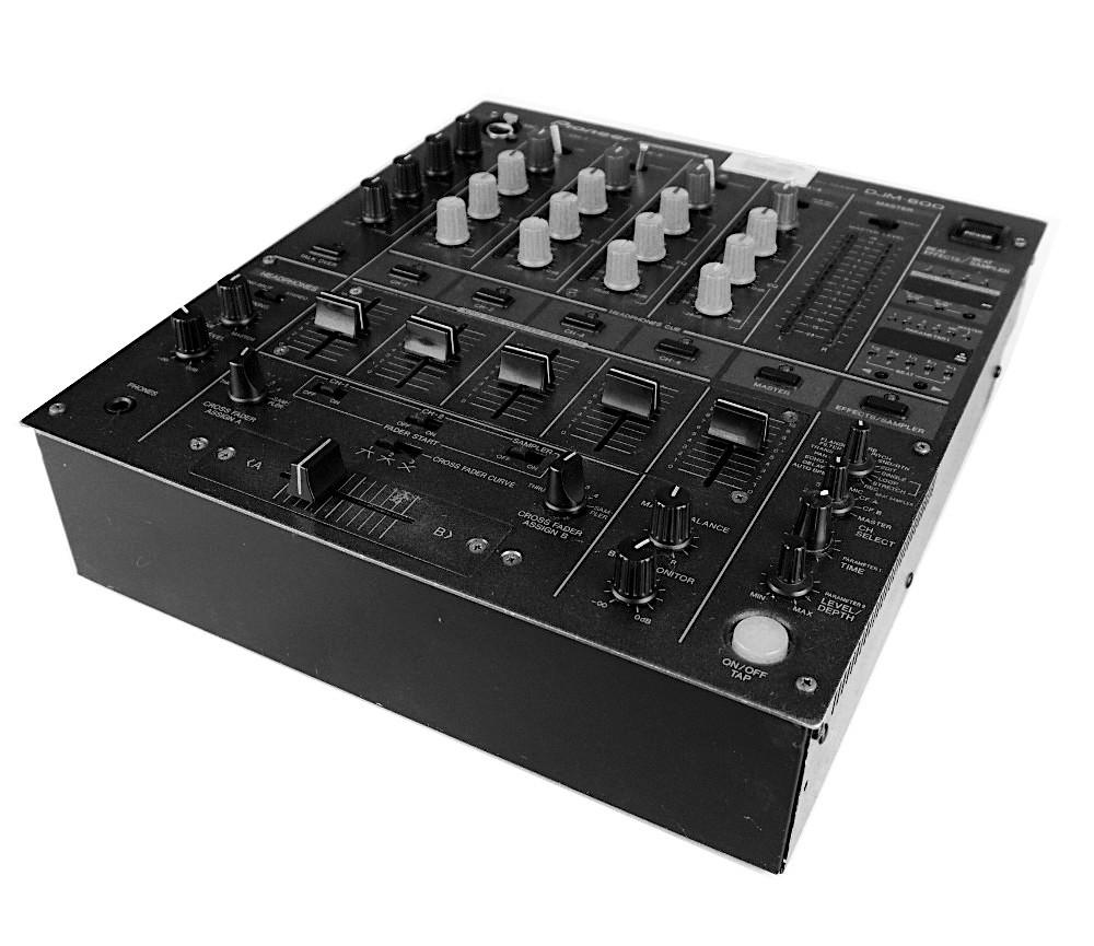 DJ-Mischpult Berlin DJ-Mixer Pioneer DJM mieten Verleih ausleihen