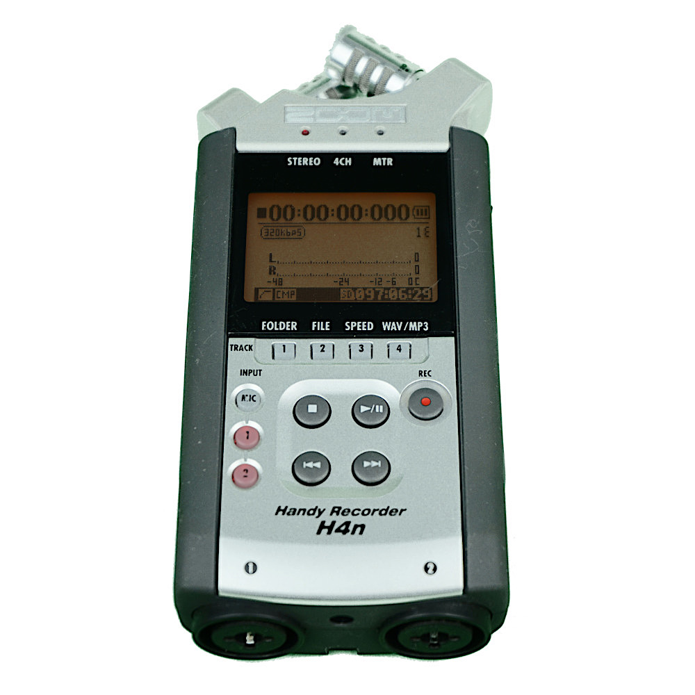 Digitalrecorder Audiorecorder digitaler Mitschnitt Verleih mieten