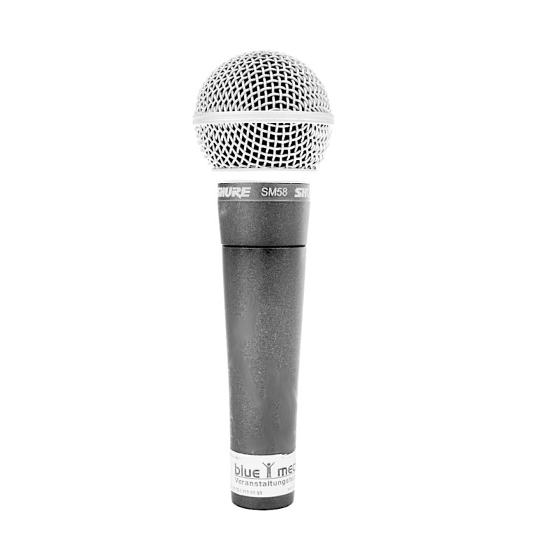 mikrofon shure ausleihen mieten Verleih Berlin
