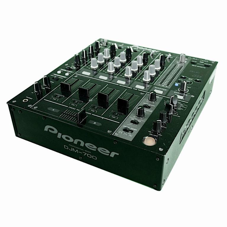 pioneer Mischpult DJM 700 Berlin verleih mixer