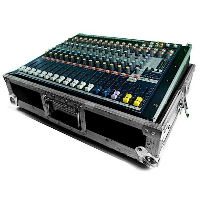 mischpult 12-kanal soundcraft verleih