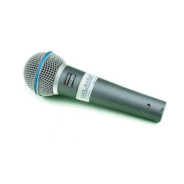 mikrofon shure mieten