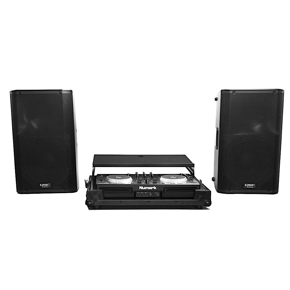 DJ-Paket Tonanlage Partyanlage Soundsystem mieten Verleih