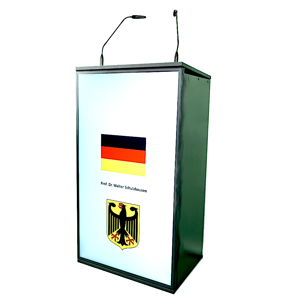 Rednerpult mieten in Berlin