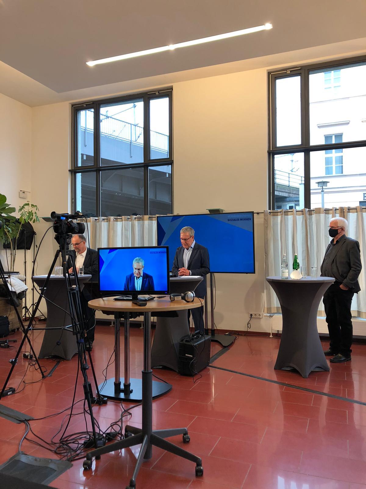 Streaming Ihrer Veranstaltung ins Internet virtuelle Veranstaltungen Berlin