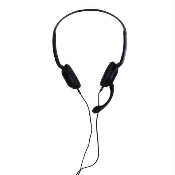 Kopfhörer Mikrofon Kombination Verleih Berlin Headset