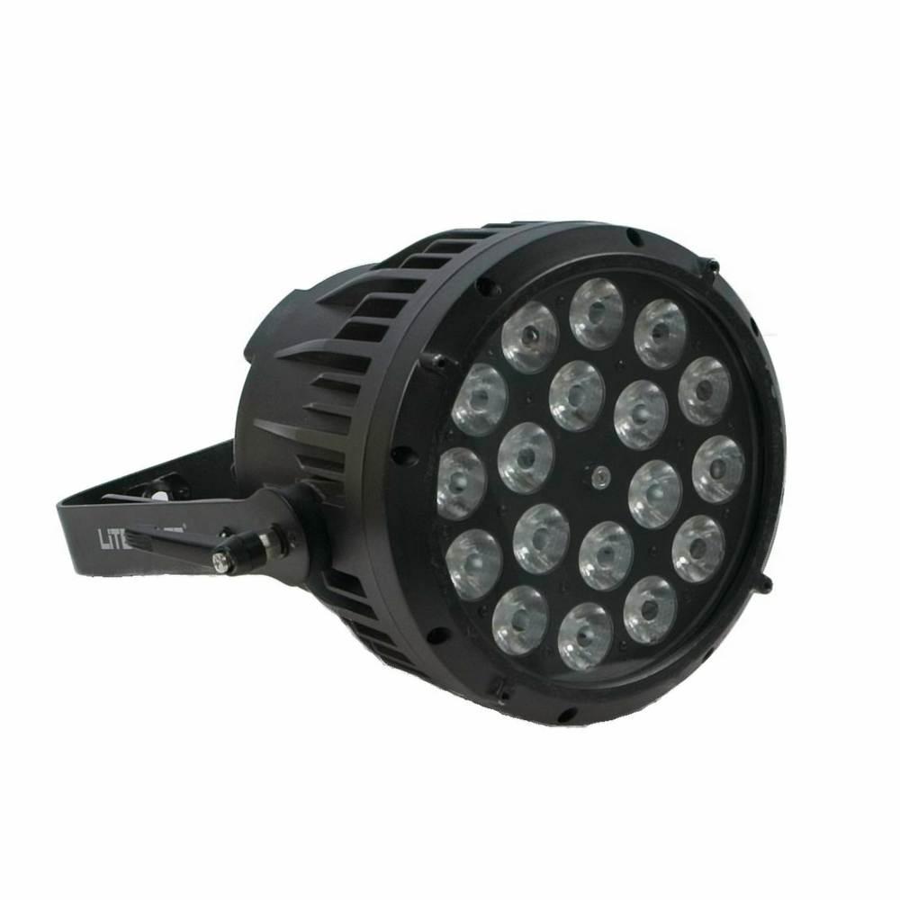 Outdoor LED-Scheinwerfer Fluter Verleih Berlin AT10
